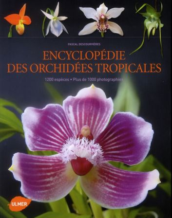 encyclopedie orchidees tropicales