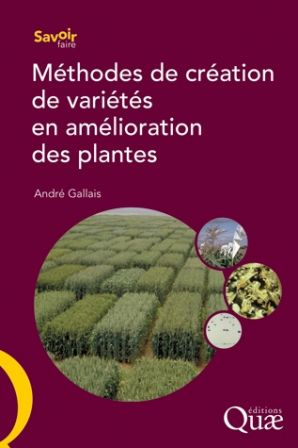 methode de creation de varietes en amelioration des plantes