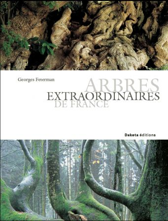 couverture arbres extraordinaires de france 2008